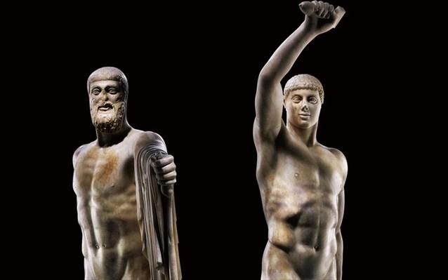 Το κοινό πεπρωμένο Ελλάδας και Ιταλίας στο Εθνικό Αρχαιολογικό Μουσείο