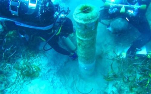 Από τα λίγα ναυάγια στην Ανατολική Μεσόγειο που ερευνώνται ανασκαφικά