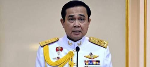 «Πιθανόν θα εκτελούνται» οι δημοσιογράφοι που «δεν μεταδίδουν την αλήθεια», δήλωσε ο πρωθυπουργός της Ταϊλάνδης Πραγιούτ Τσαν Ότσα.